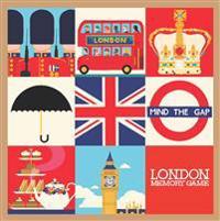 London Memory Game