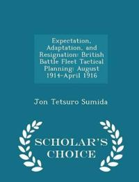Expectation, Adaptation, and Resignation