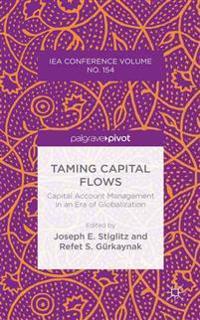 Taming Capital Flows