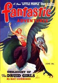 Fantastic Adventures: June 1941