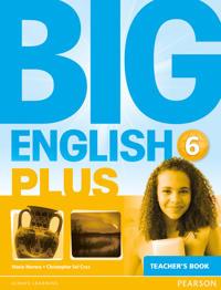 Big English Plus 6 Teacher's Book