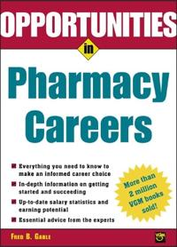 Opportunities in Pharmacy Careers