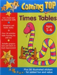 Coming Top: Times Tables - Ages 5-6