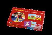 Läsnyckeln - Lär och lek med ord och bokstäver