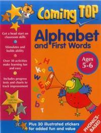 Coming Top - Alphabet and First Words, Ages 5-6