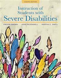 Instruction of Students with Severe Disabilities, Pearson Etext with Loose-Leaf Version -- Access Card Package [With Access Code]