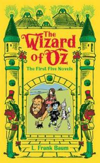 Wizard of Oz (BarnesNoble Omnibus Leatherbound Classics)