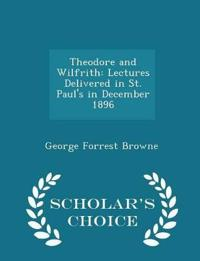 Theodore and Wilfrith