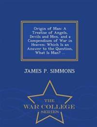 Origin of Man