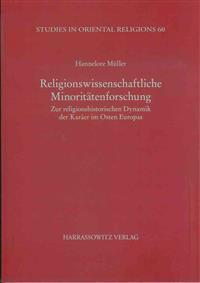 Religionswissenschaftliche Minoritatenforschung