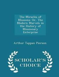 The Miracles of Missions