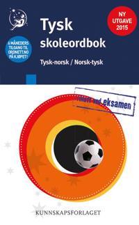 Tysk skoleordbok