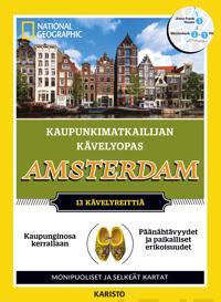 Kaupunkimatkailijan kävelyopas - Amsterdam