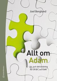 Allt om Adam Elevpaket (Bok + digital produkt) - Läs- och skrivträning för sfi B/C och sva