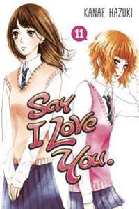 Say I Love You Vol. 11