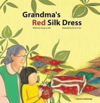 Grandma's Red Silk Dress