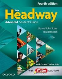 New Headway: Advanced  C1: Student's Book with iTutor and Oxford Online Skills