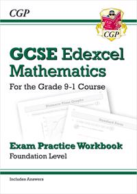 Gcse maths edexcel exam practice workbook: foundation - for the grade 9-1 c