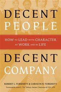 Decent People Decent Company