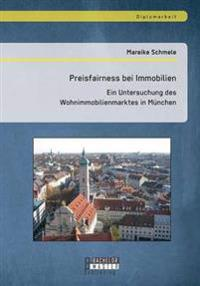 Preisfairness Bei Immobilien