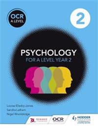 OCR Psychology for a Levelbook 2