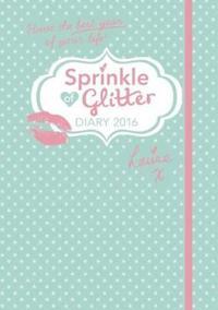 Sprinkle of Glitter 2016 Diary