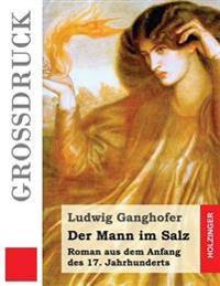 Der Mann Im Salz (Grodruck): Roman Aus Dem Anfang Des 17. Jahrhunderts