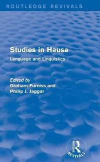 Studies in Hausa