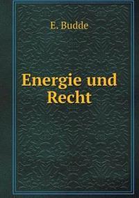 Energie Und Recht