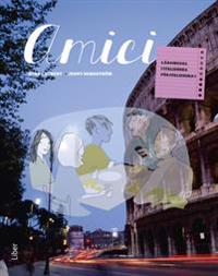 Amici Kursbok - Italienska för nybörjare