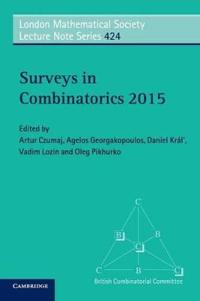 Surveys in Combinatorics 2015