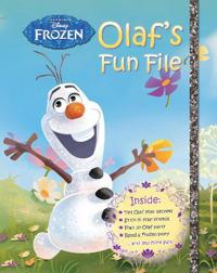 Disney frozen olafs fun file