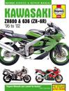 Haynes Kawasaki ZX600 & 636 - ZX-6R '95 to '02 Service & Repair Manual
