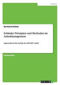 Schlanke Prinzipien Und Methoden Im Anlaufmanagement