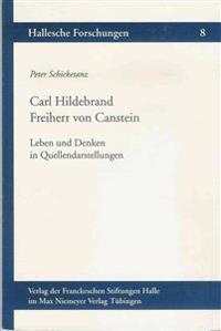 Carl Hildebrand Freiherr Von Canstein