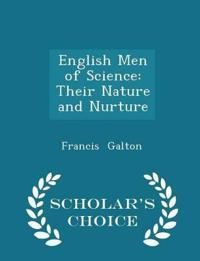 English Men of Science