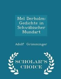 Mel Derholm