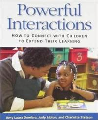 Powerful interactions - how to connect with children to extend their learni