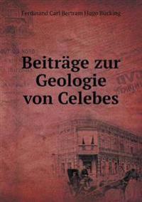 Beitrage Zur Geologie Von Celebes