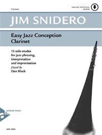 Easy Jazz Conception Clarinet