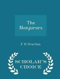 The Nonjurors - Scholar's Choice Edition