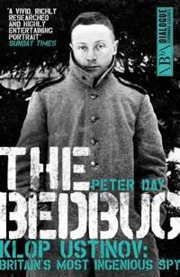 Bedbug - klop ustinov - britains most ingenious spy