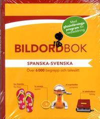 Bildorbok - Spanska-Svenska