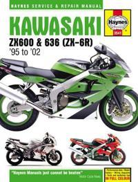 Kawasaki ZX600 & 636 (ZX-6r) '95 to '02