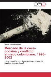 Mercado de La Coca-Cocaina y Conflicto Armado Colombiano