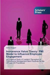 Immanence Value Theory