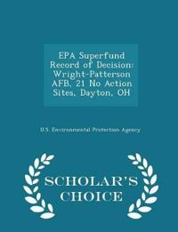 EPA Superfund Record of Decision