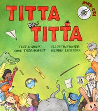 Titta Titta inkl CD