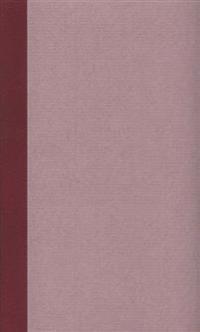 Sämtliche Werke und Briefe in 4 Bänden