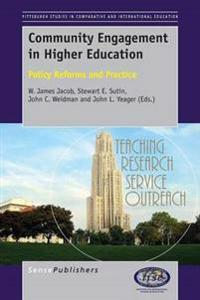 Community Engagement in Higher Education
